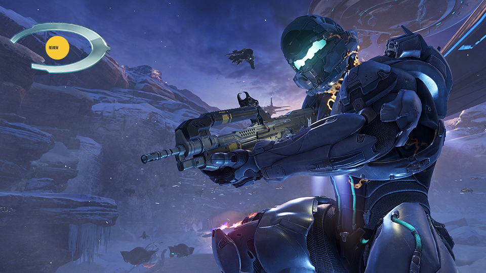 Halo 5: Guardians: The Kotaku Review