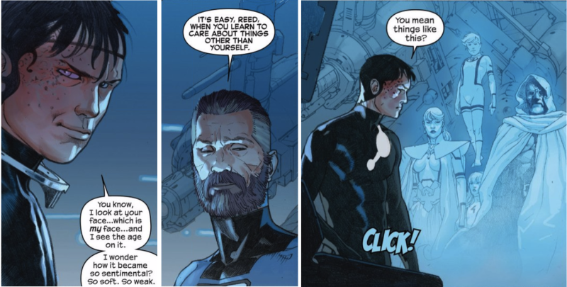 The Only Reed Richards in the New Marvel Universe Is A Bad Guy