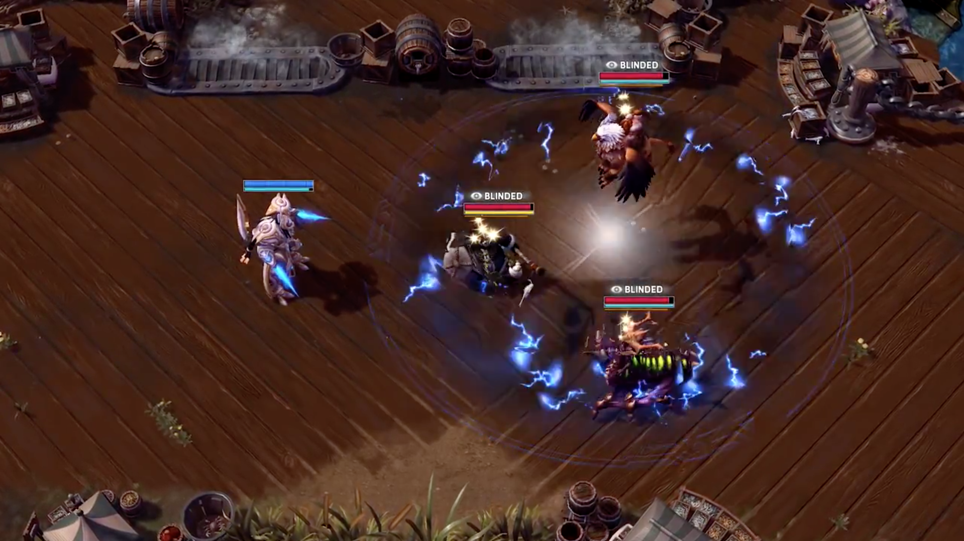 Heroes Of The Storm's New Protoss Warrior Is A Teleporting, Death Ray-Shooting Badass