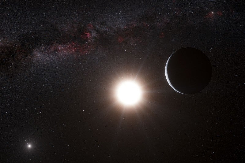 The Closest Exoplanet To Earth Was Probably A Ghost