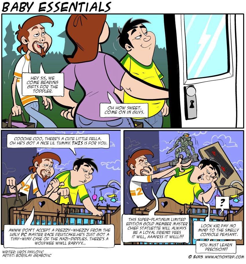 Sunday Comics: The Third Idiot