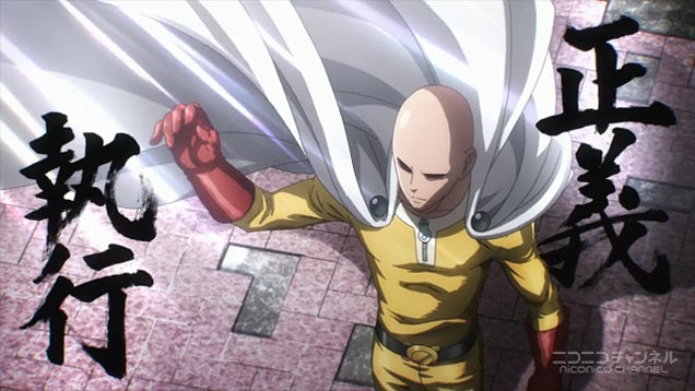 One-Punch Man Shows Why Manga Will Always Matter