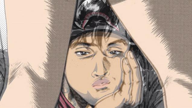 Chris Brown's 'Zero' Artwork Sure Looks Familiar