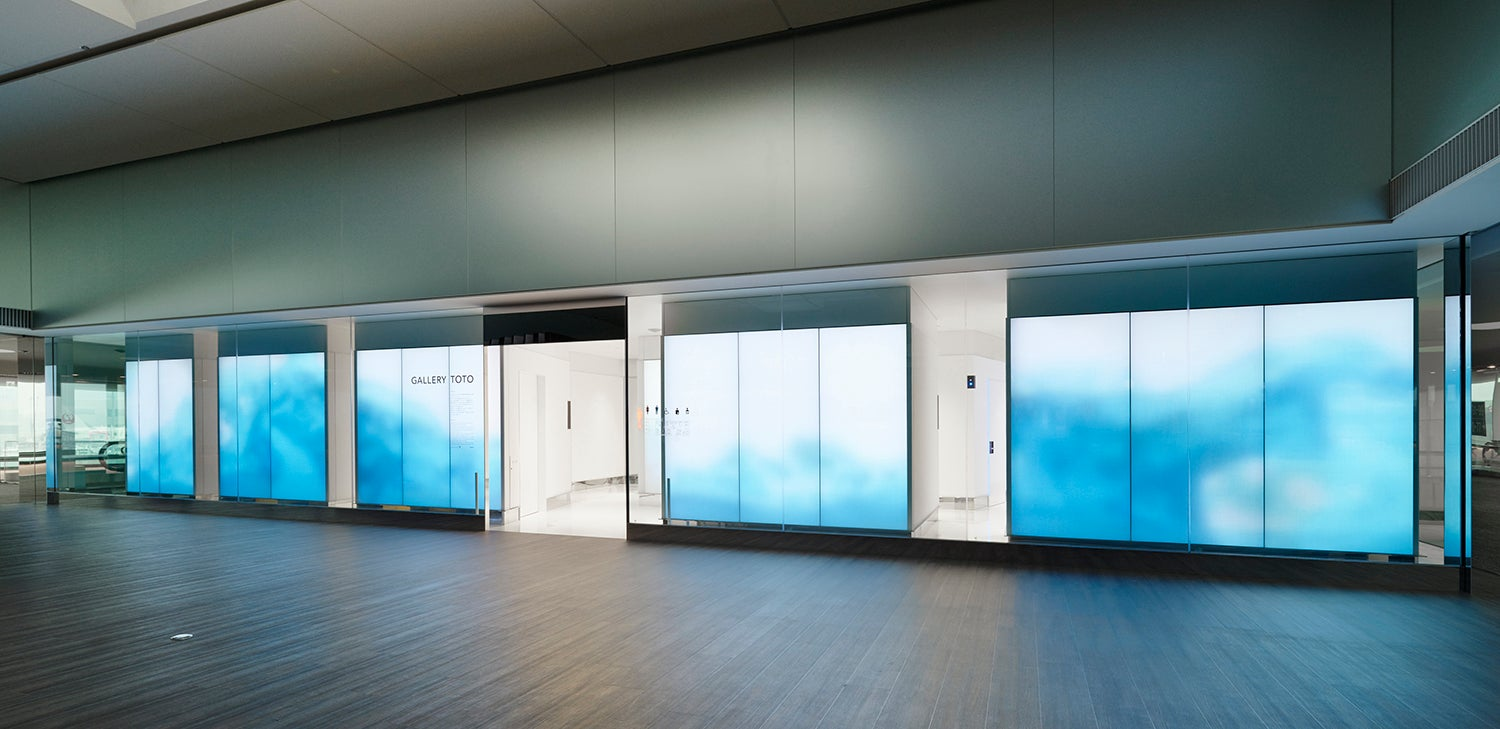 This Airport Gallery Shows Off Japan's Freakin' Fantastic Hi-Tech Toilets