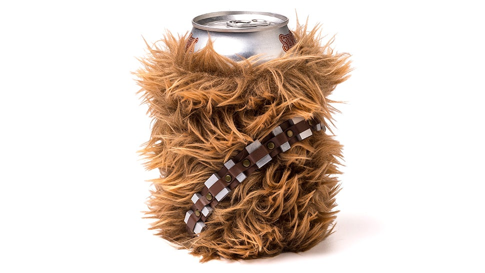 You Can Finally Drink From a Wookiee (Hooray?)