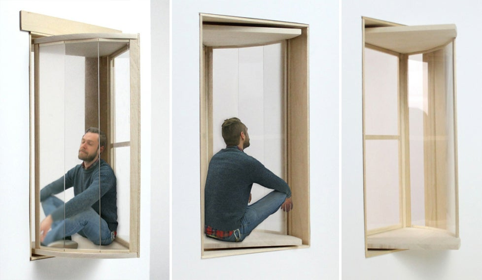 Every Tiny Apartment Should Come Standard With These Pop-out Windows