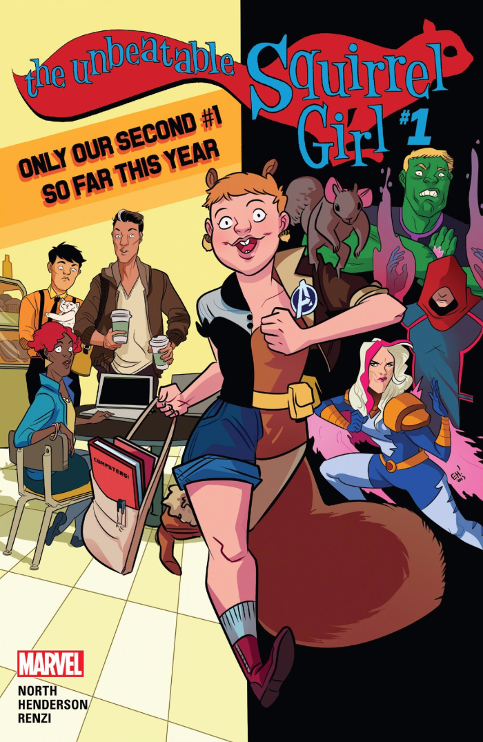 Marvel Just Made a Weird Change to Squirrel Girl