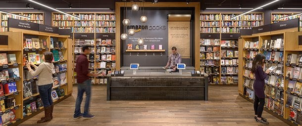Amazon's First Real Store Is Opening Tomorrow