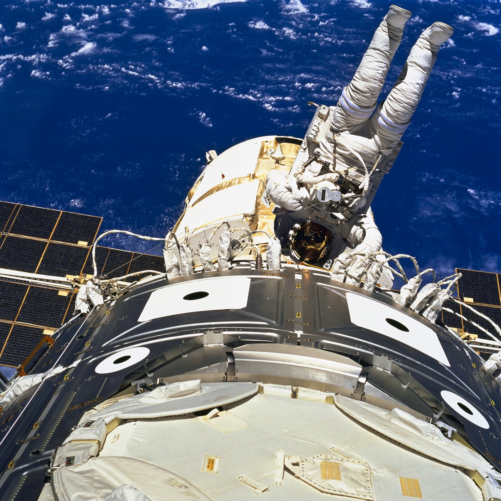 Without Unity, Astronauts Couldn't Get Anywhere on the Space Station