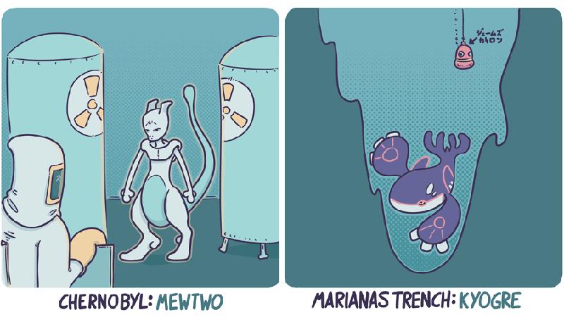 Pokémon Go Legendaries Need Legendary Locations