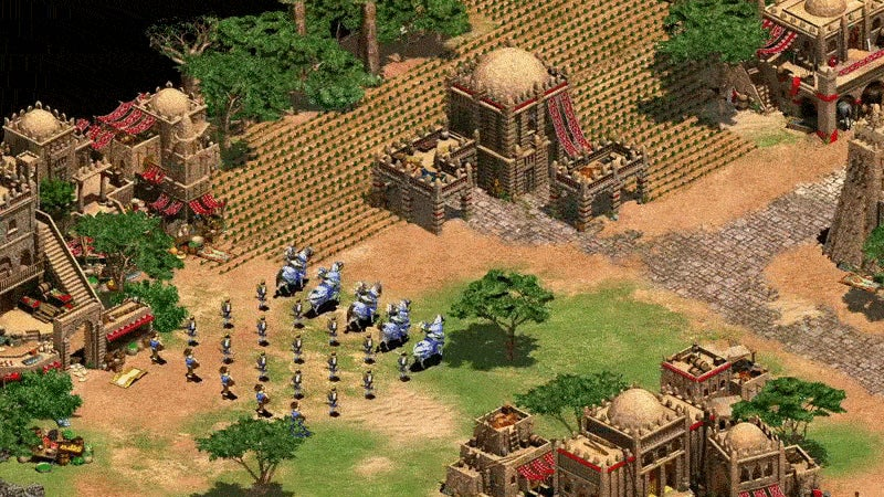 A Look at What's in The New Age of Empires II Expansion