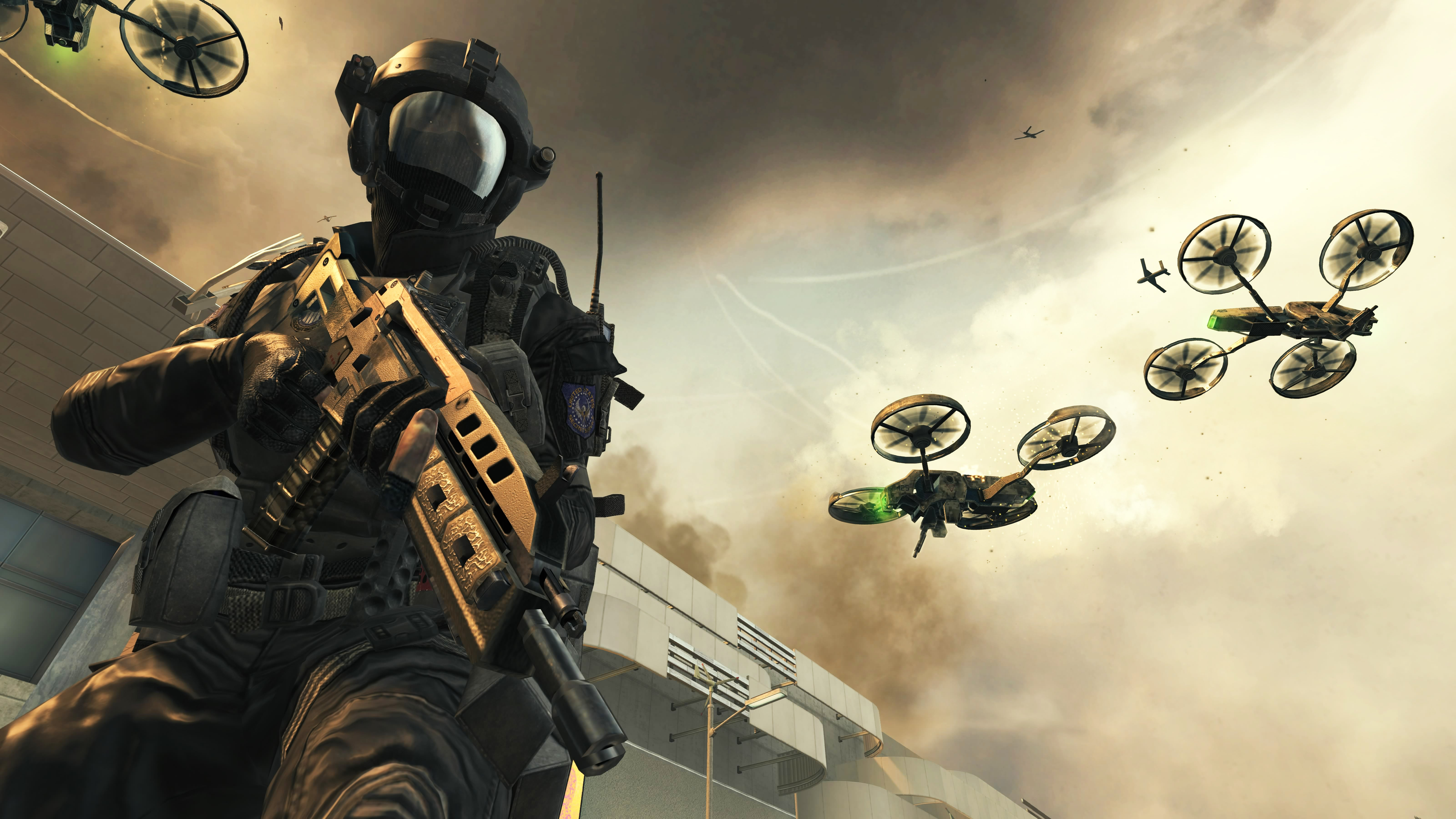 No Wonder Call of Duty Isn't Ditching Last-Gen Consoles