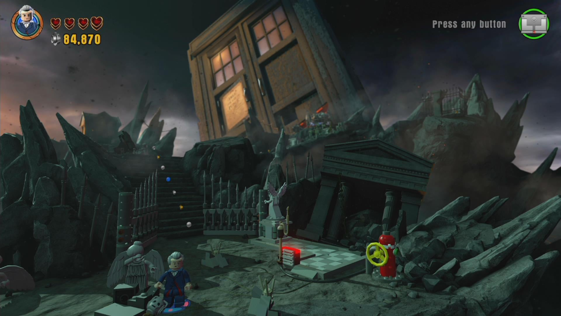 The LEGO Dimensions Doctor Who Pack Is Brilliant