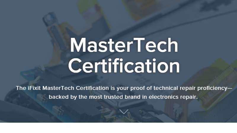 iFixit Launches Certification To Prove You Know How To Repair A Smartphone