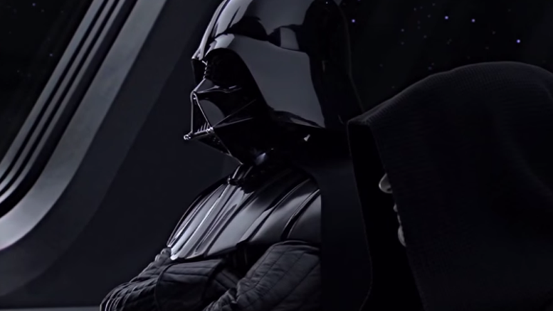 A Star Wars Prequel Trilogy Trailer, In The Style of The Force Awakens