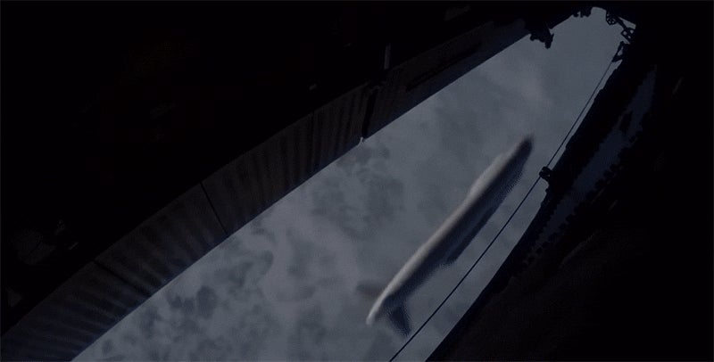 Watch how supersonic Russian bombers drop their giant cruise missiles