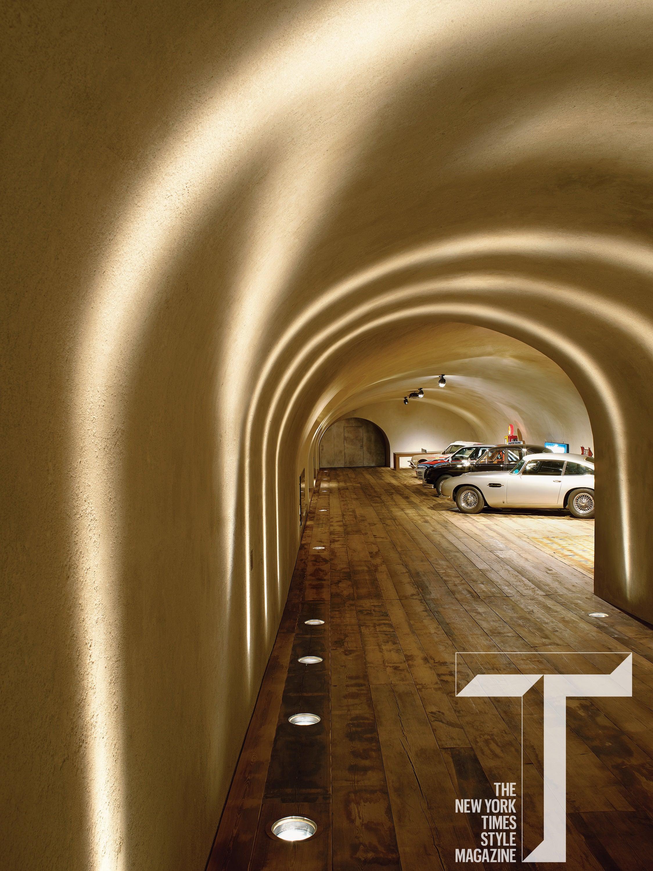 CEO's Swiss Alps Estate Is a Dope James Bond Villain Hideout