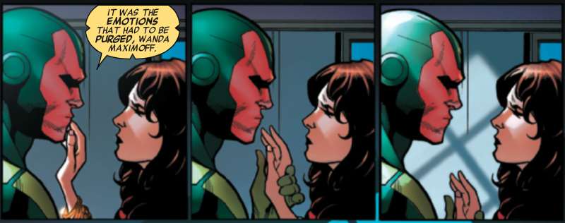 Age Of Ultron's Android Saviour Tries To Be Human, Fails