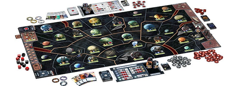 Great, Another Promising Star Wars Board Game