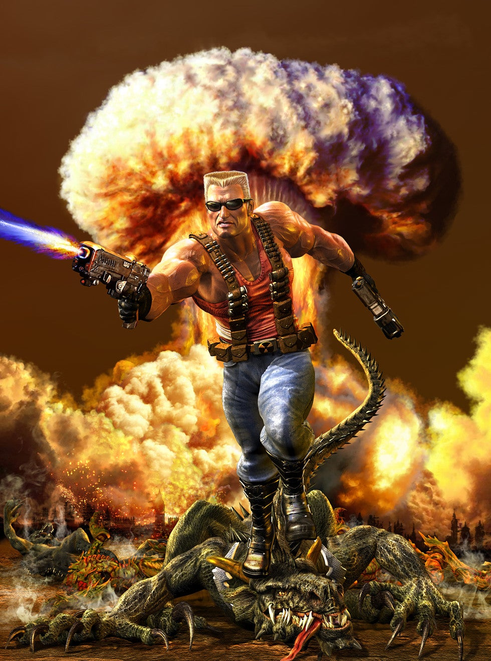 Duke Nukem, Being Duke Nukem