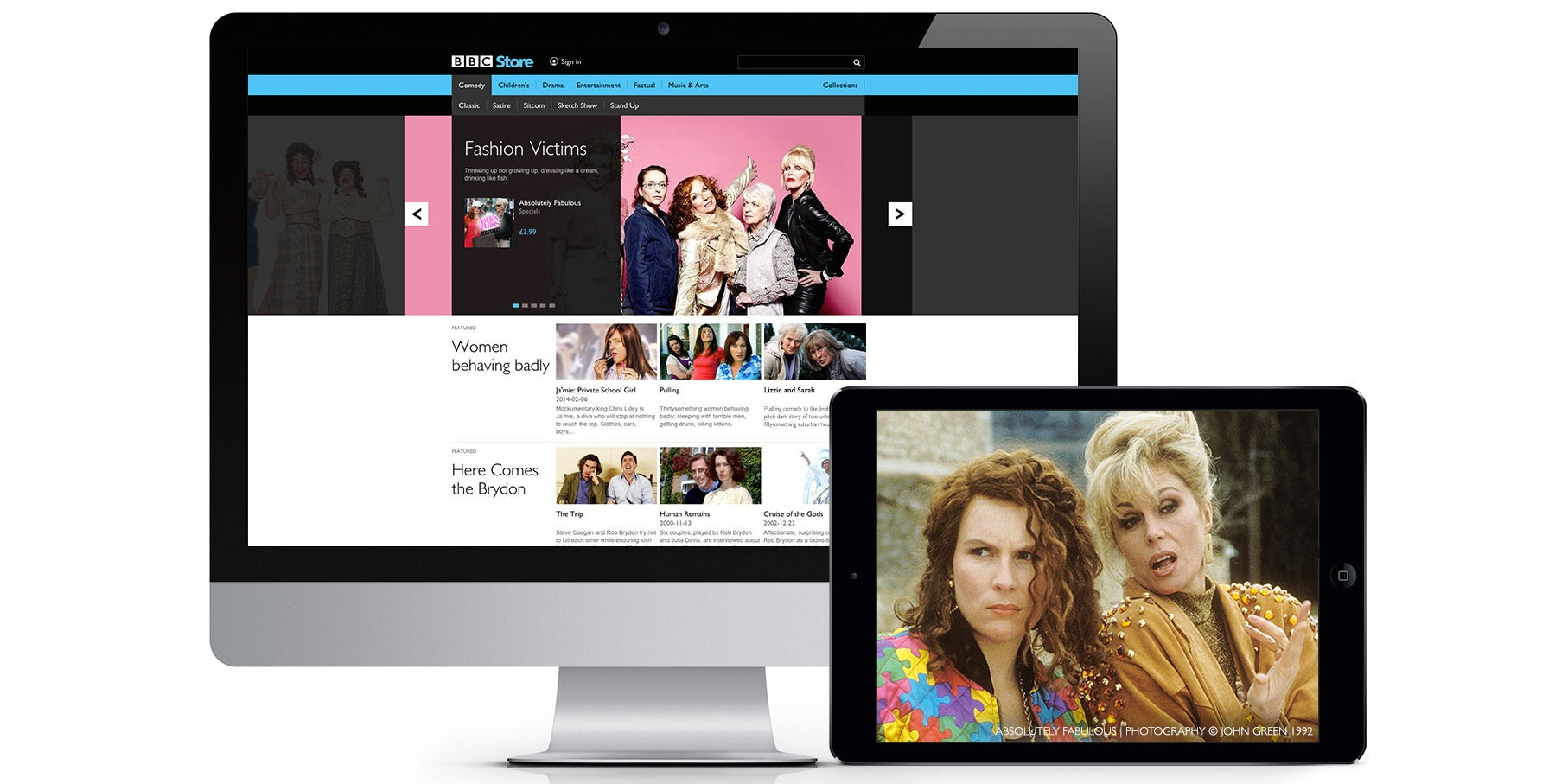 BBC Store Lets You Buy Classic TV Online — If You Have a UK Credit Card
