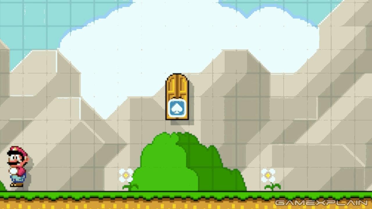 Mario Maker's New Update Hides A Horrible, Skinny Secret