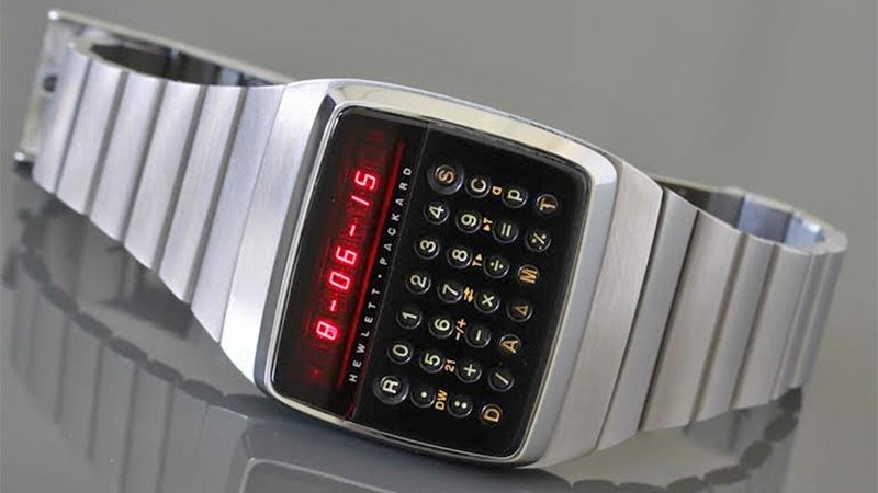 The First True Smartwatch Was Actually Released Way Back in 1977