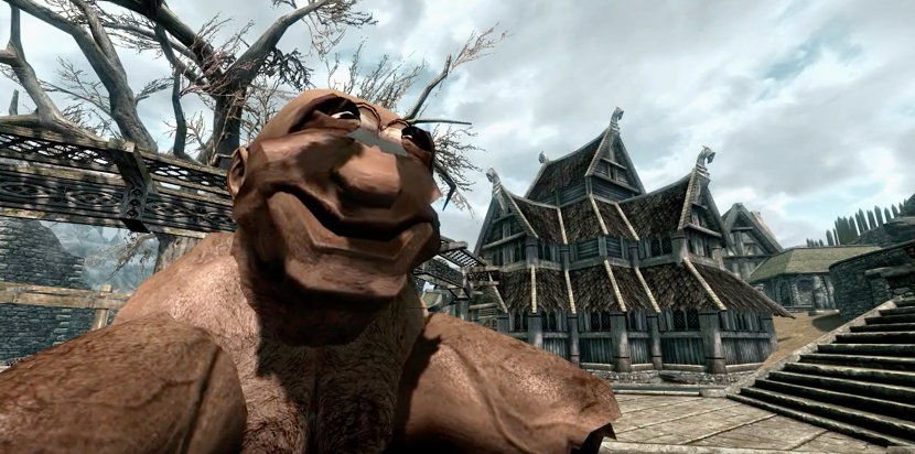 Guy Turns Skyrim's Character Creator Into A Monster Factory