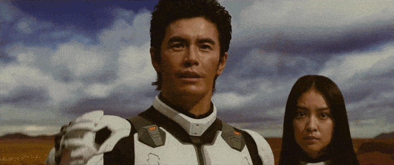 The Terra Formars Movie Sure Looks Goofy