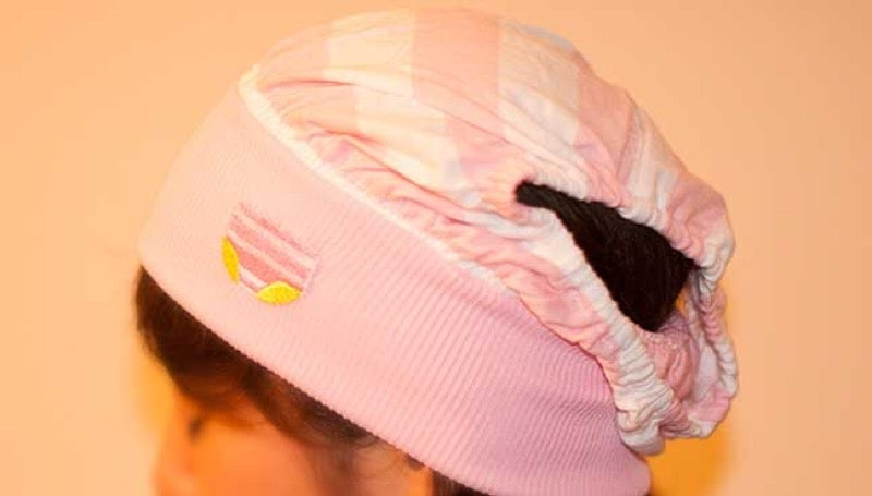 Behold, the Hat That Looks Like Panties