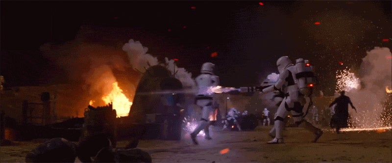 The Japanese Star Wars: The Force Awakens Trailer Has Lots of New Footage