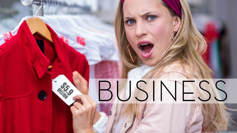 This Week In The Business: A 5.9 Billion Dollar Bargain