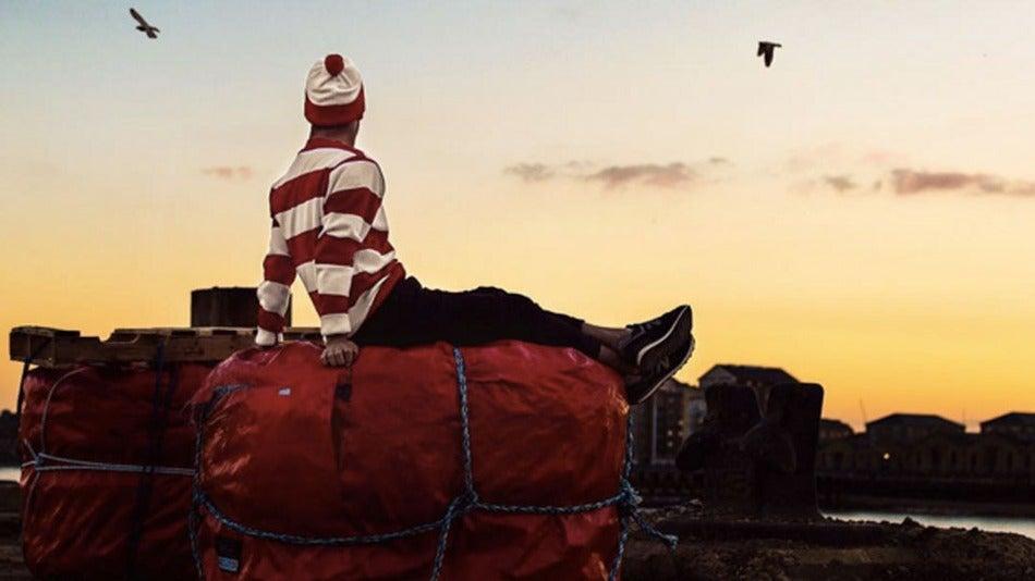 Somebody Found Waldo and Put Him on Instagram