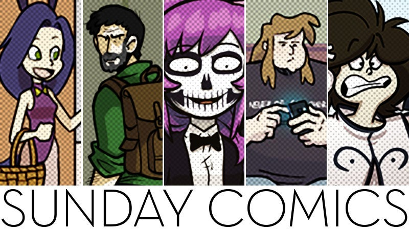 Sunday Comics: Your Everyday Life