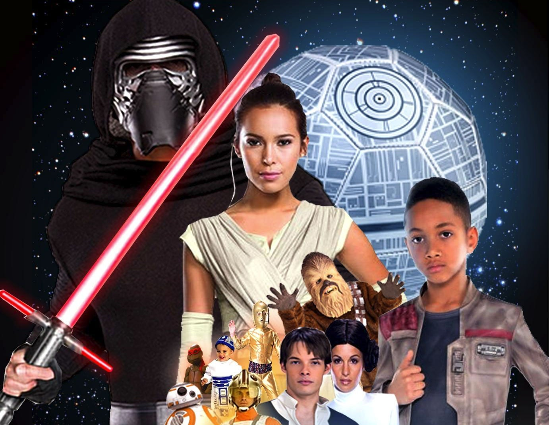 Star Wars Episode VII: Party City
