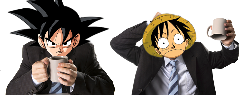 One Piece's and Dragon Ball's Creators Talk About Not Sleeping