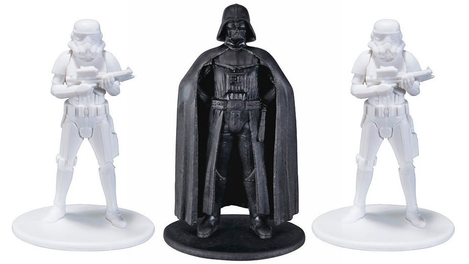 A Death Star Filled With Plastic Stormtroopers Is a Better Bucket of Army Men
