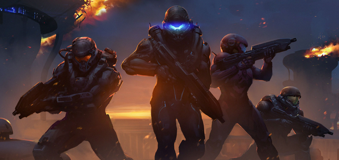 Halo 5 Player Snipes Entire Enemy Team Seconds After Starting A Match