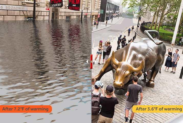 See How Rising Sea Levels Will Ruin The World's Great Landmarks