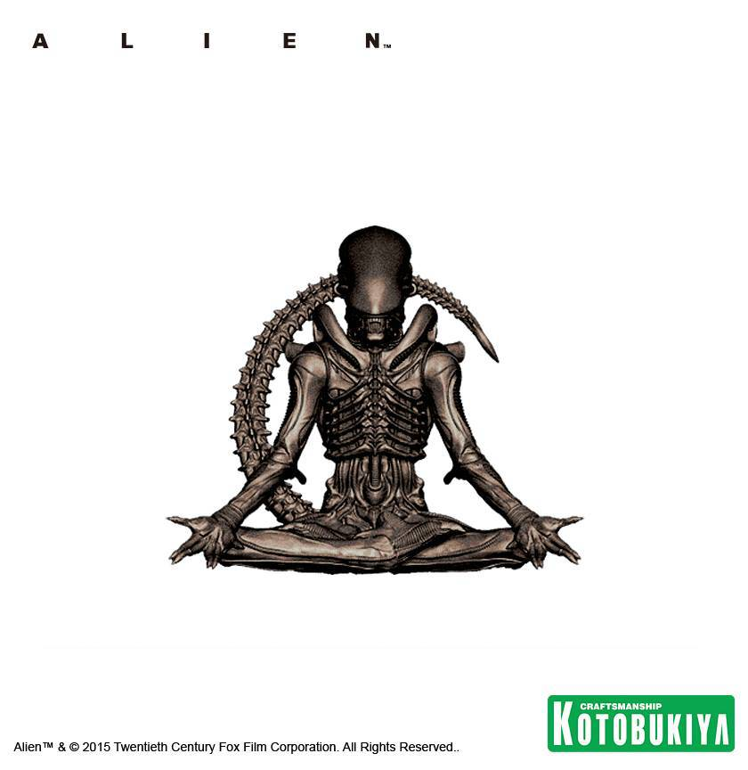This Breakdancing Alien is the Funkiest Piece of Alien Merchandise