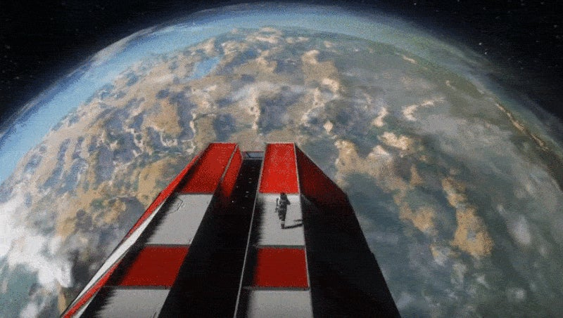 Steam Game Lets You Drop From Space To Earth