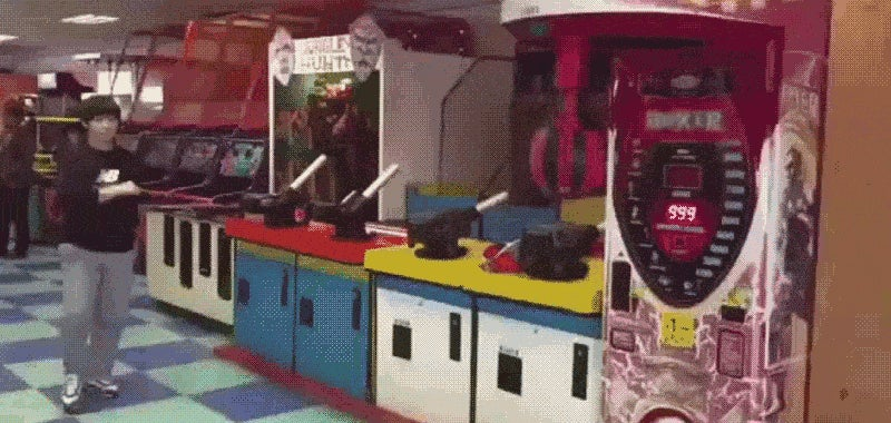 Champion Martial Artist Started out at an Arcade