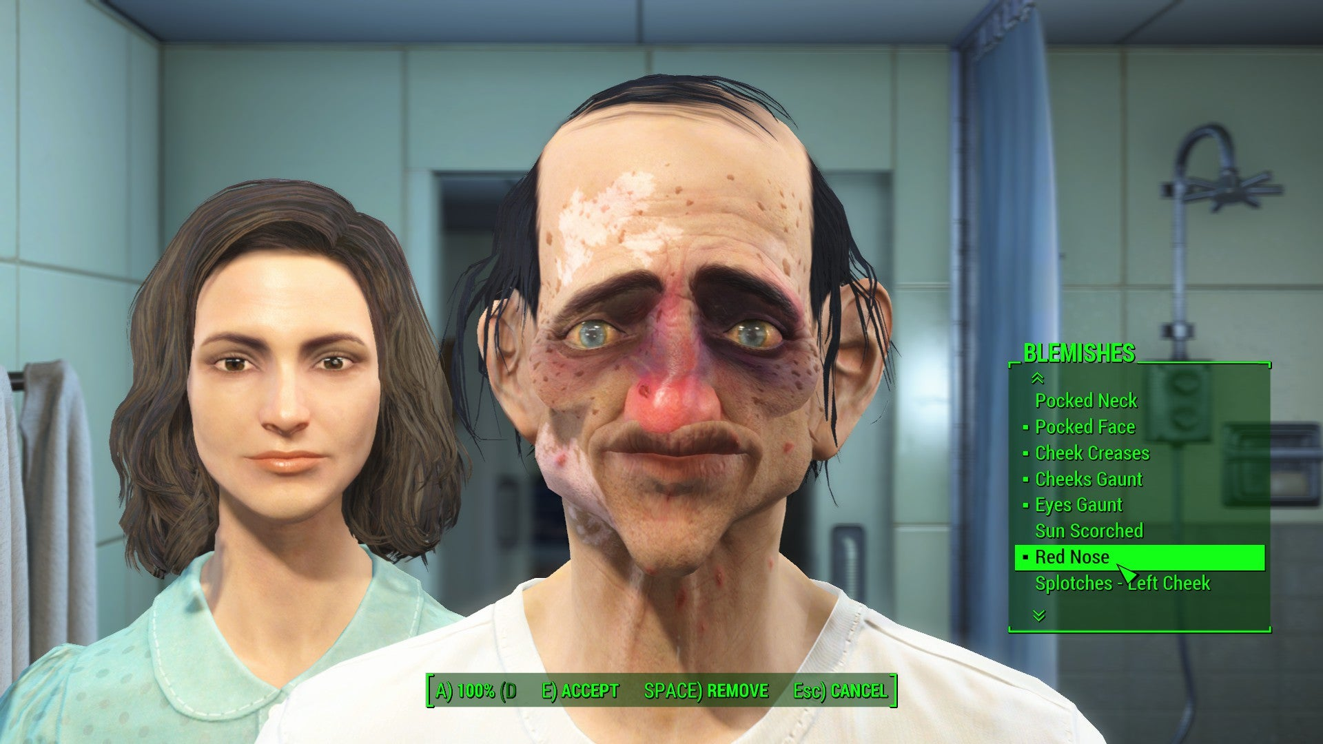 The Ugliest Characters of Fallout 4