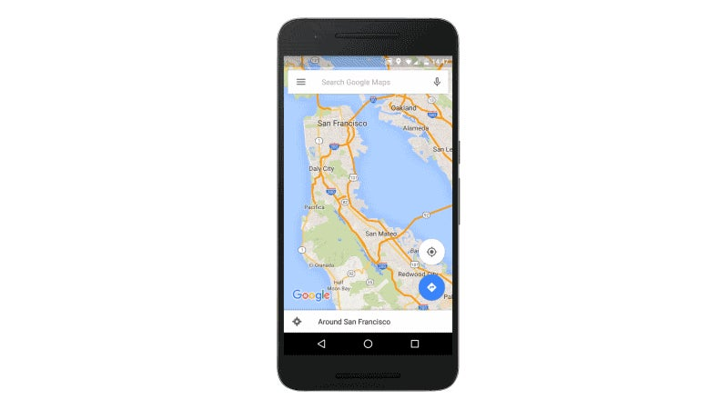 Google Finally Lets You Download Maps for Offline Navigation and Search