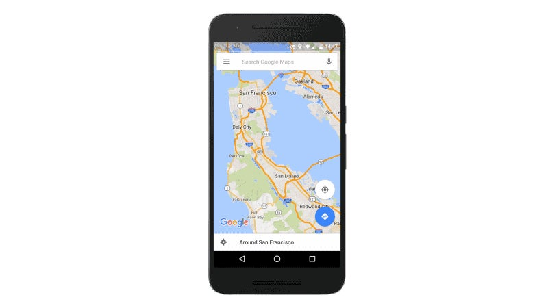 Google Maps Offline Mode Gets Navigation, Destination Search, and More