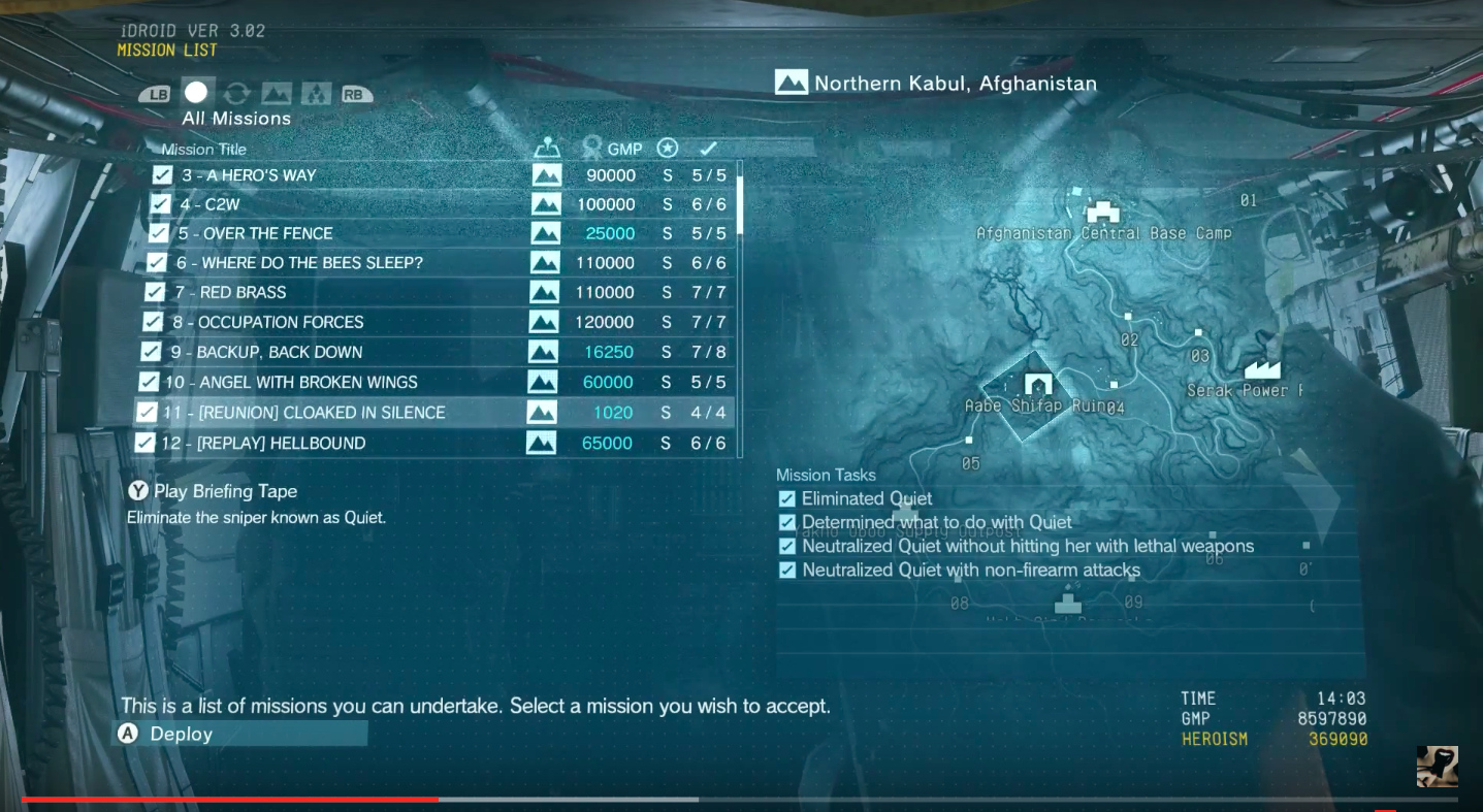 Metal Gear Solid V Patch Allows Players To Recruit An Old Buddy Again