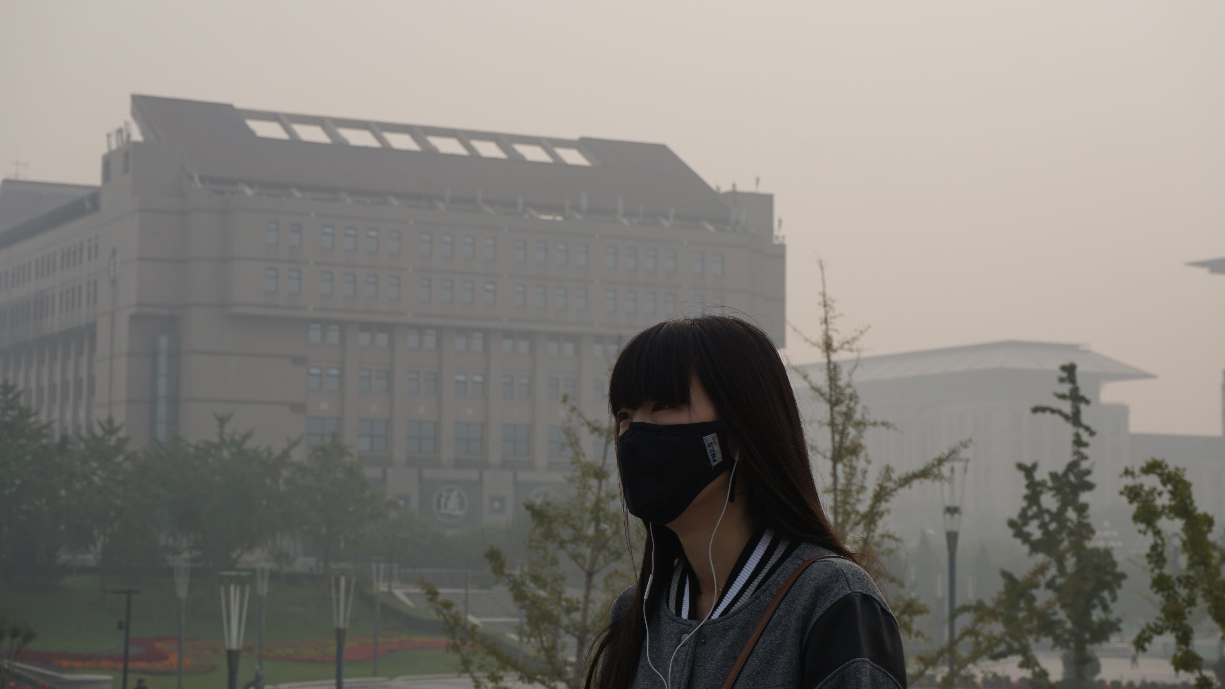 Even China's State News Agency Thinks the Pollution