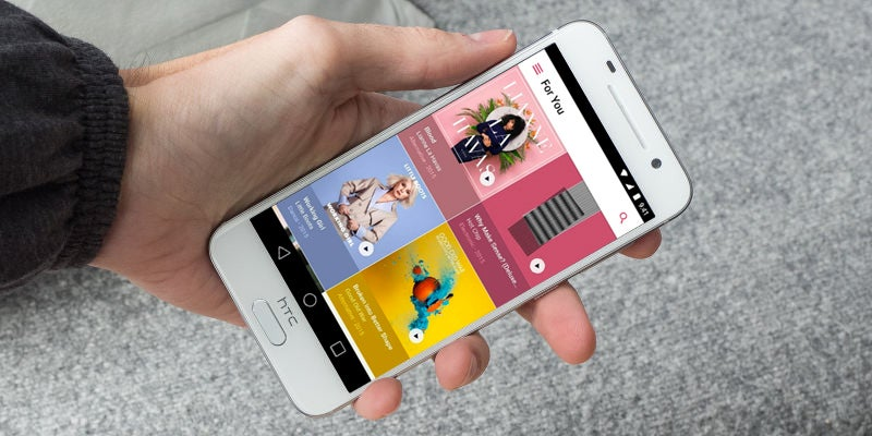 Apple Music Is Now Available On Android