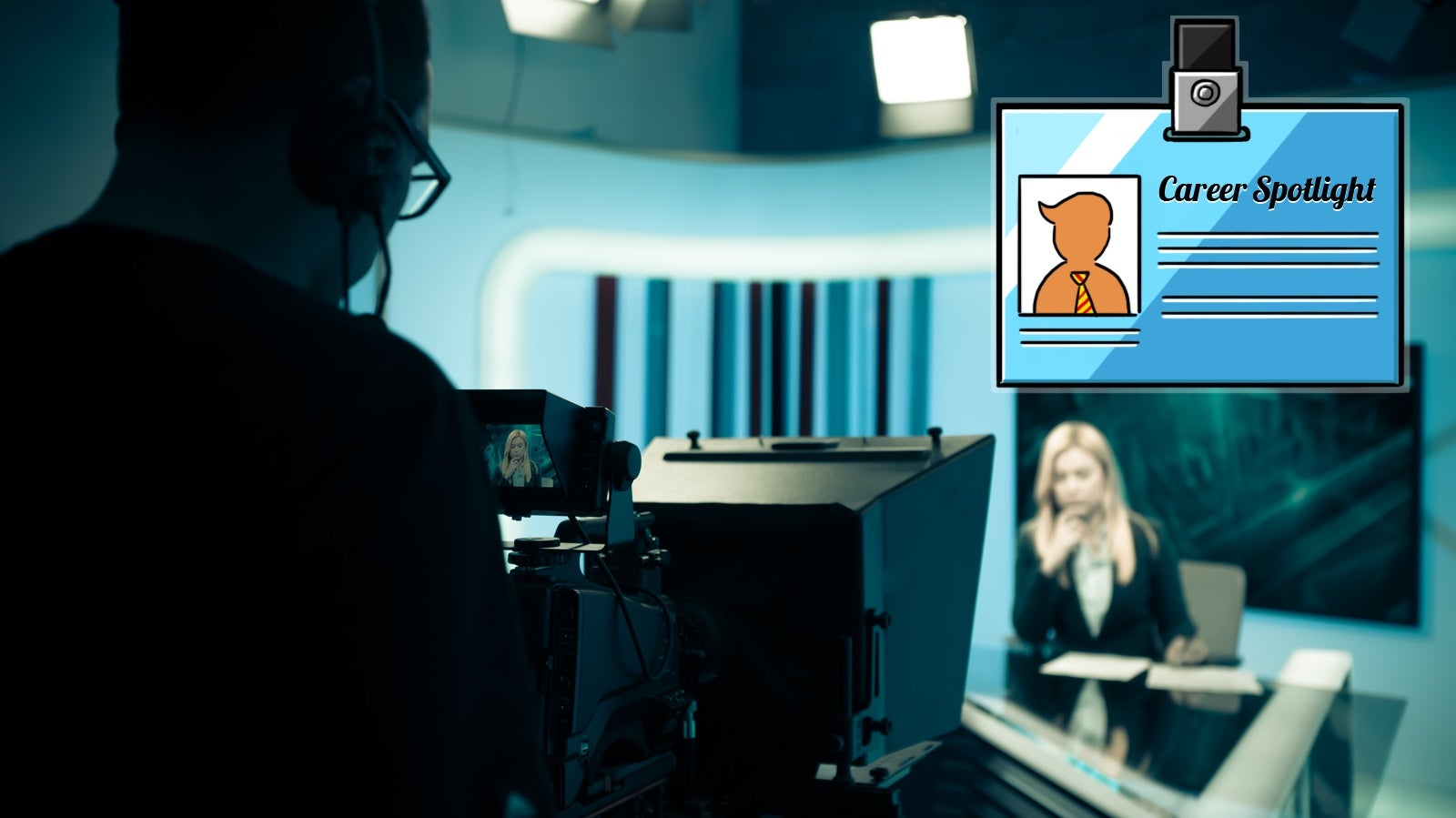 Career Spotlight: What I Do as a Teleprompter Operator