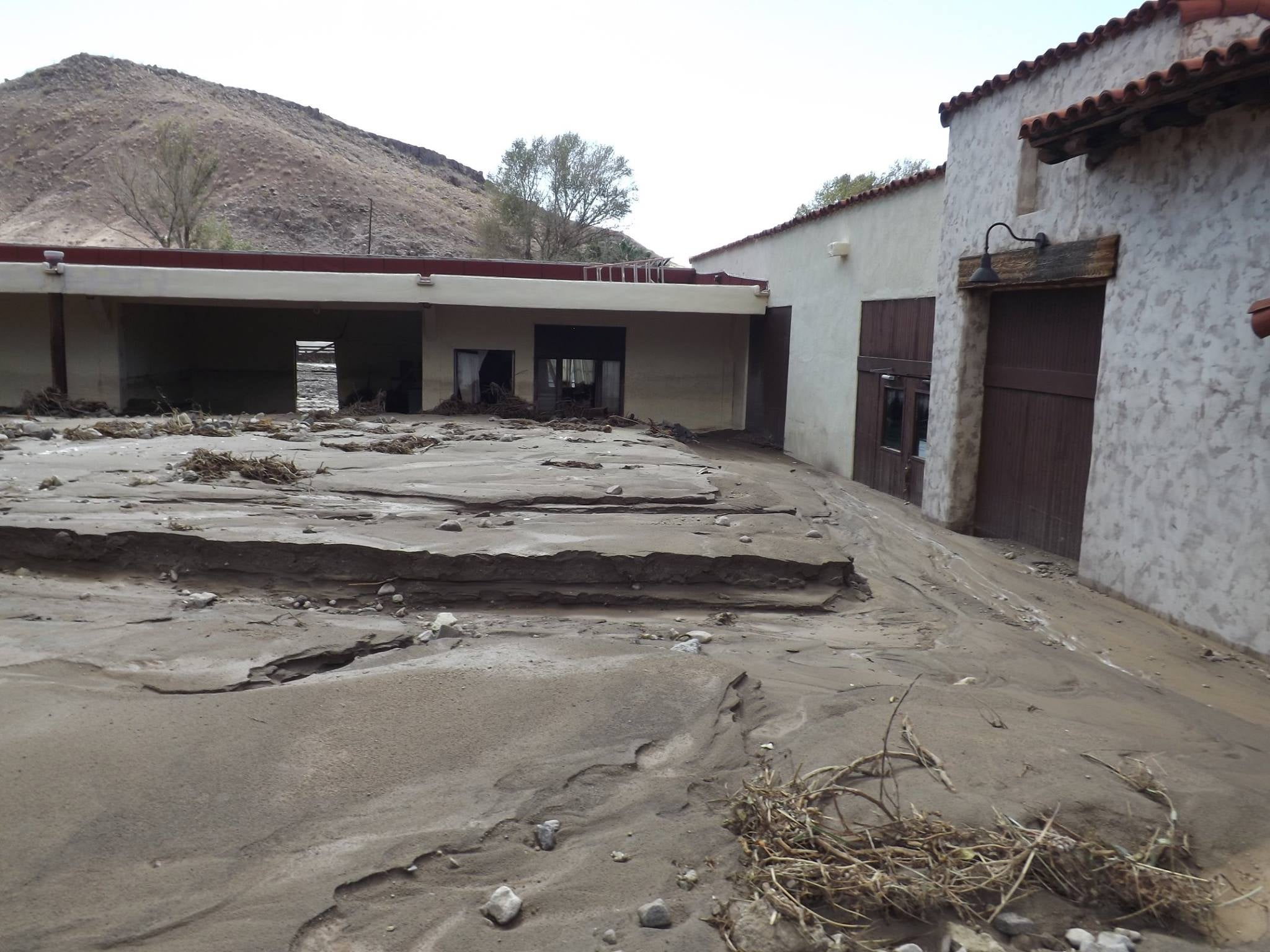 Death Valley Flooding Provides Yet Another Alarming El Niño Preview